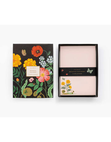 Botanical Social Stationary Set