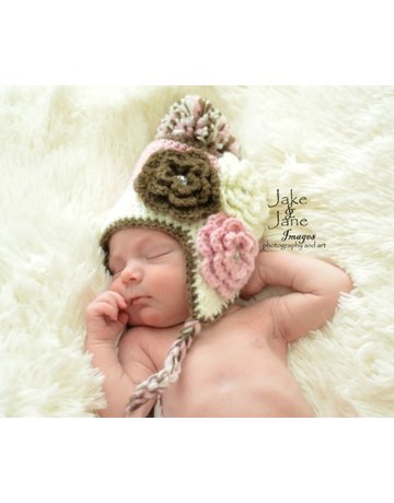 Daisy Baby Aimee Hat