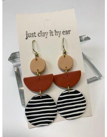 Polymer Clay Earrings Dangle