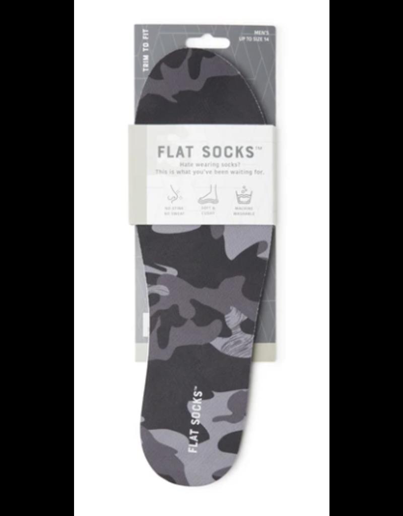 PowerStep Men's Flat Sock