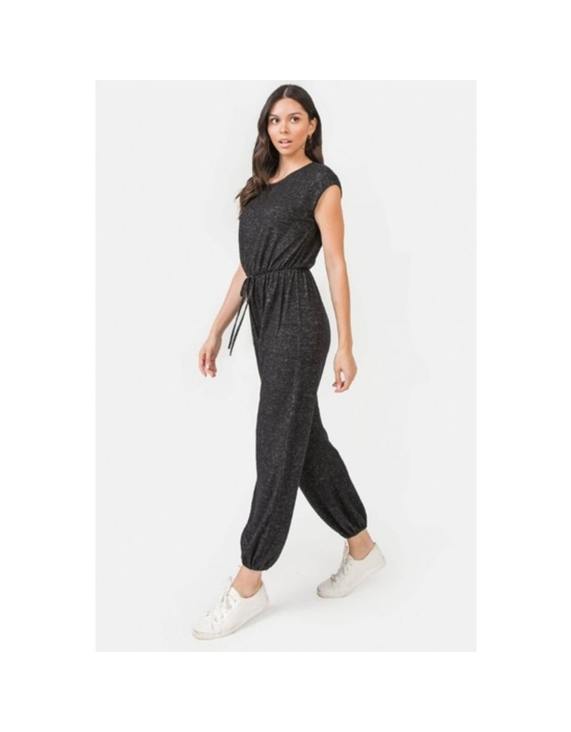 Flying Tomato A Knit Jumpsuit