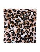 Leopard Muslin Swaddle