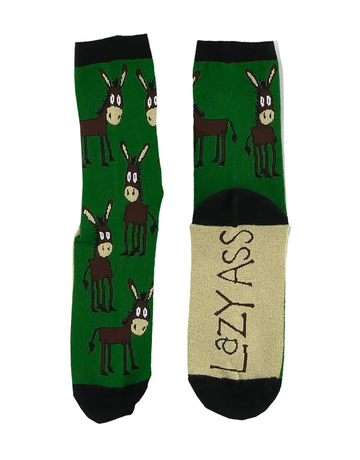 Lazy One Lazy Ass Socks