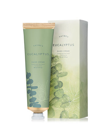 Eucalyptus White Tea Hand Cream