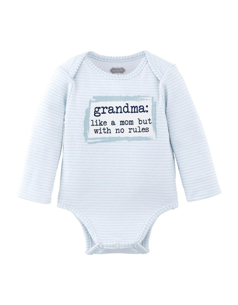 Blue Grandma Crawler