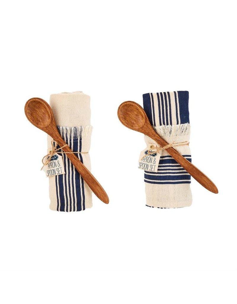 Apron & Spoon Set