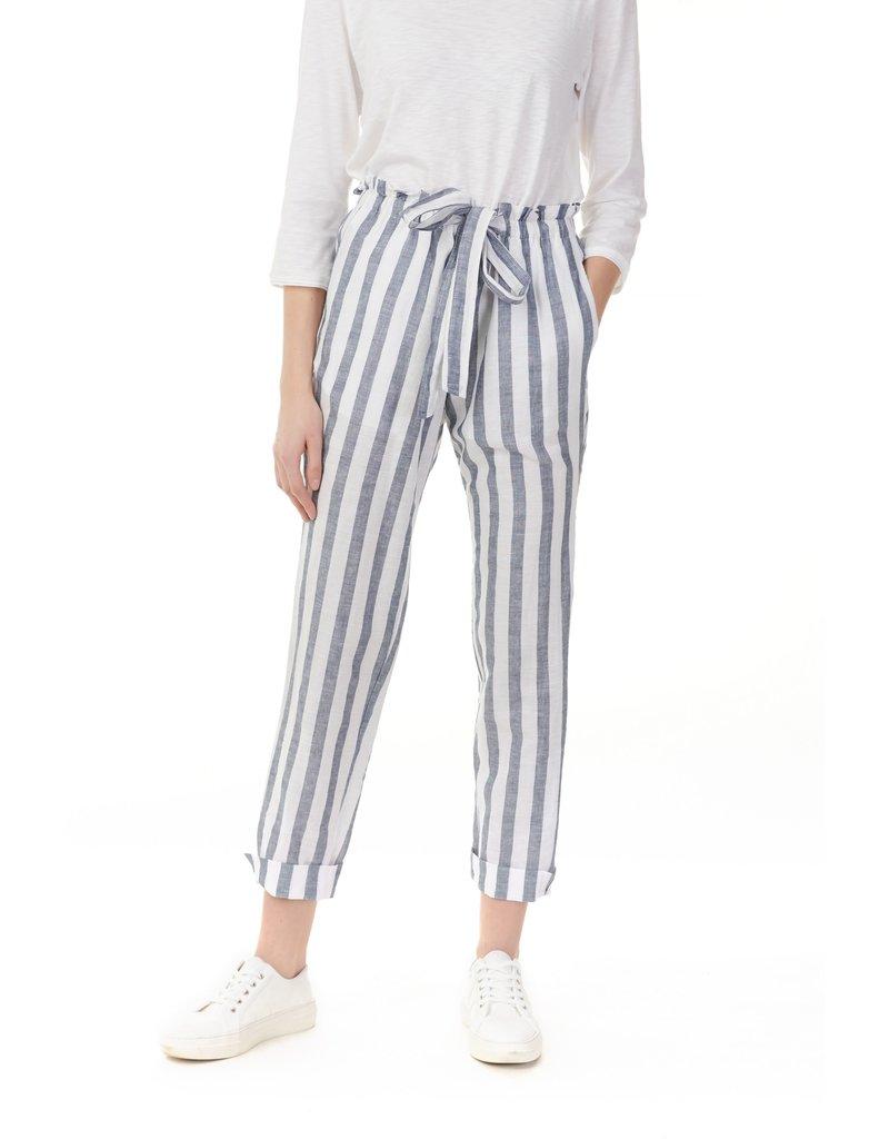 Yarn Dye Linen Pants