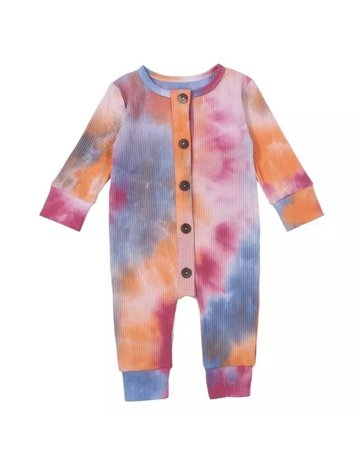 Enchanted Beauties Kimmie Tie-Dye Bodysuit
