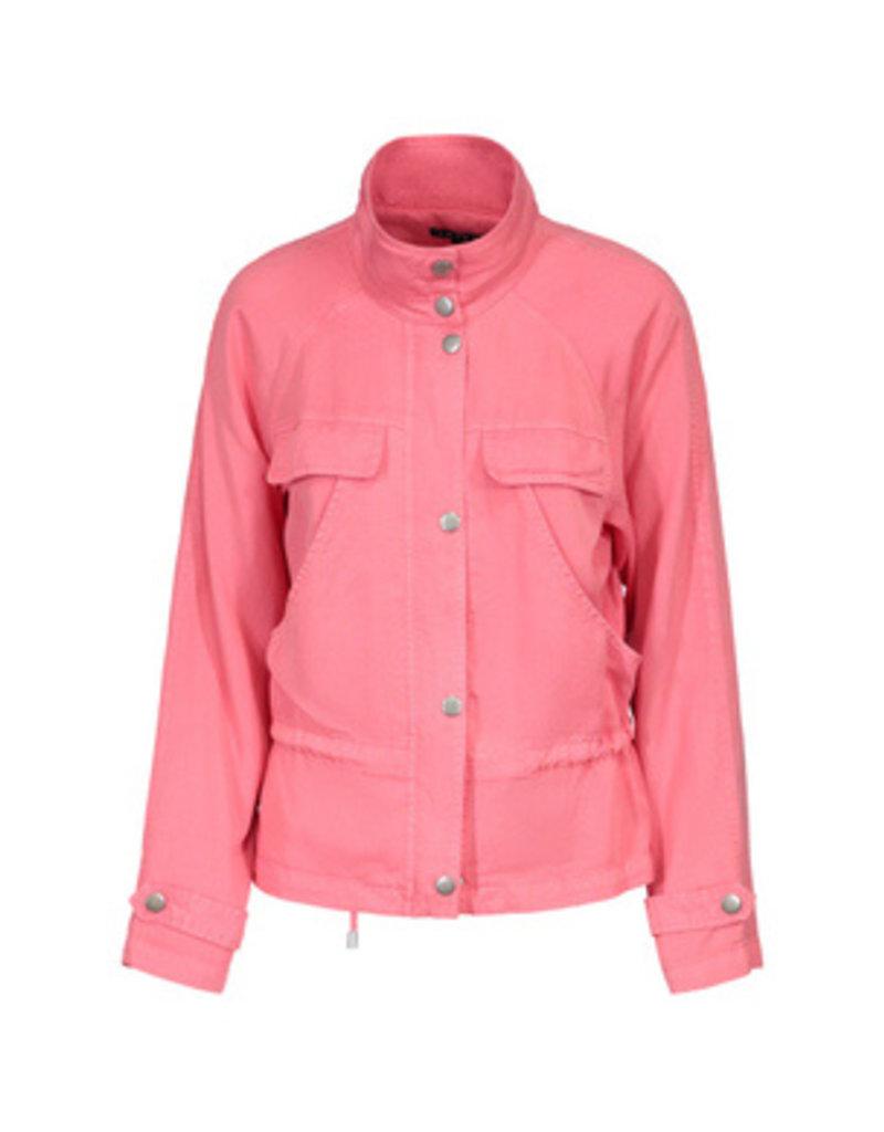 Tribal Sportswear LS Zip Front Jacket