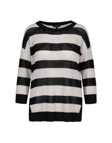 Tribal Sportswear 3/4 Slv Sweater