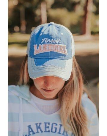 lakegirl Jeannie Mesh Cap