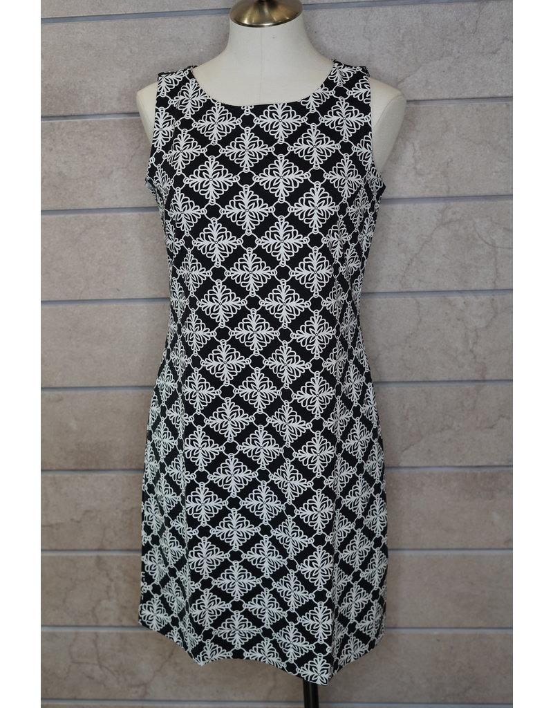 Lulu-B Slv-Less Travel Dress (UPF 50)