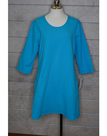 Lulu-B 2 Pkt Relaxed Dress