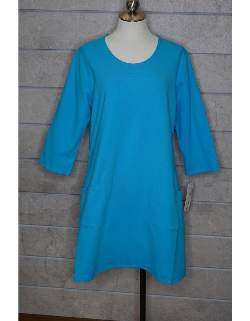 Lulu-B 2 Pkt Relaxed Dress