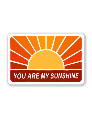 Nice Enough You Are My Sunshine