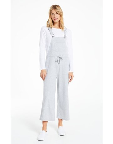 Z Supply Cinched Waist Overalls