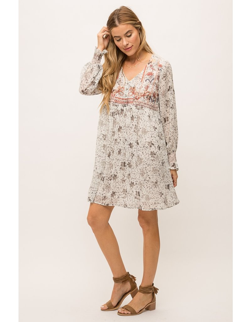 Mystree Dress