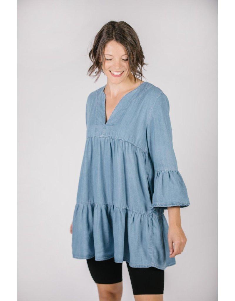 Shannon Passero Neva Tunic Dress