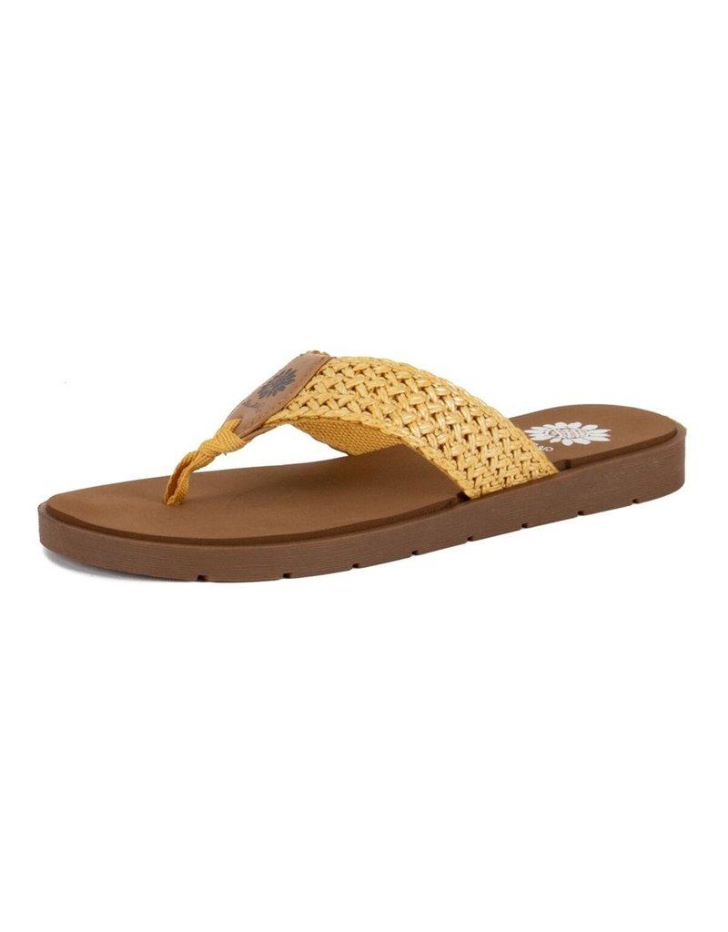 Yellow Box Shoes Fida