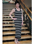 Orly Striped Tank Dress