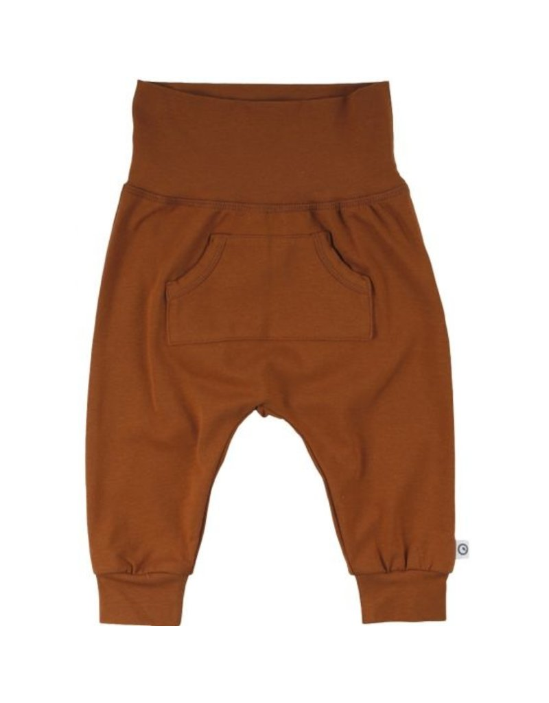 Green Cotton Group Cozy Me Pocket Pants Baby