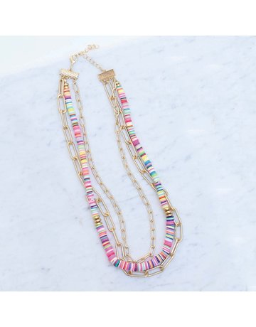 Michelle McDowell Sunset Necklace