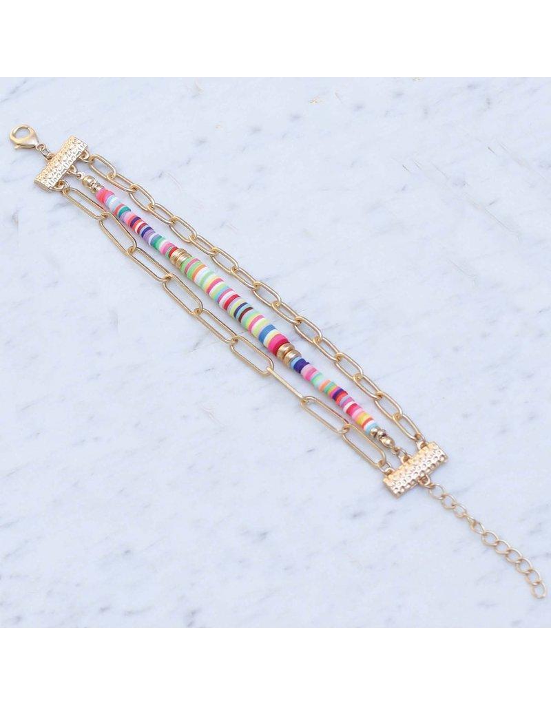 Michelle McDowell Sunset Bracelet