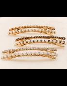 Stone/Pearl Hair Clip