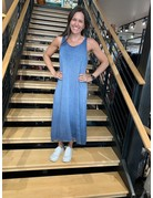 Tempo Paris Tank Knitted Dress