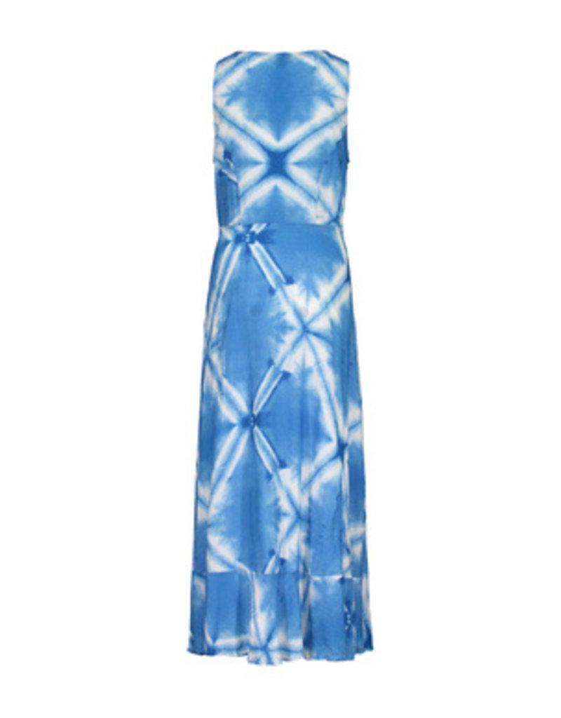 Tribal Sportswear Sleeveless Button Front Maxi Dress