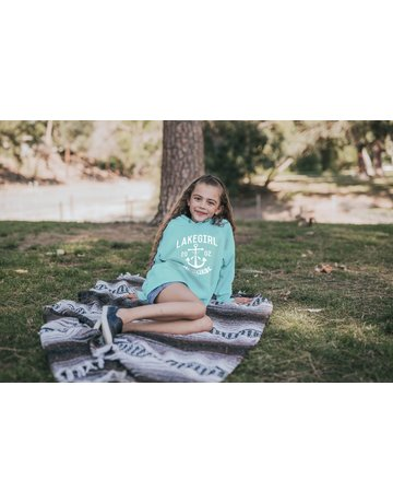 lakegirl Youth Anchor Forever Hoodie