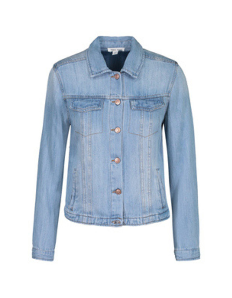 Tribal Sportswear Jean Jacket w/Pockets