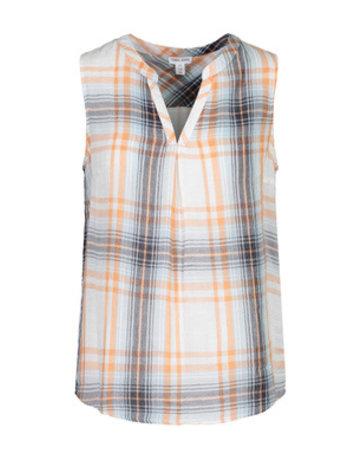 Tribal Sportswear Sleeveless Blouse