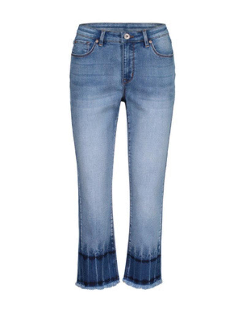 Tribal Sportswear Audrey 5 Pocket Straight Crop