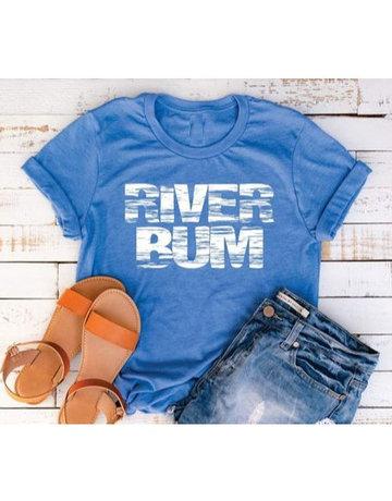 Fox and Owl River Bum Tee