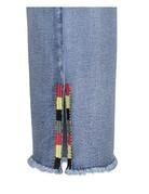 Tribal Sportswear Audrey Pullon Straight Crop