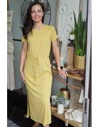 Hem & Thread SS Jersey Midi Dress