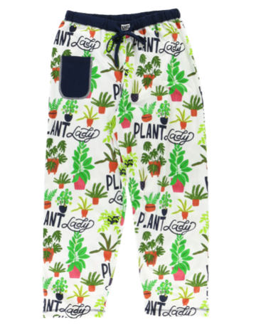 Lazy One Plant Lady PJ Pants