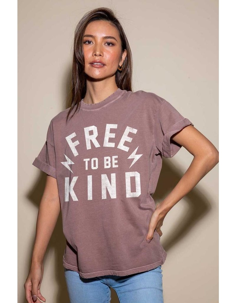 Girl Dangerous Free To Be KInd