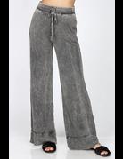 M. Rena Mineral Wash Wide Pants