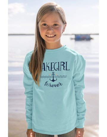 lakegirl Youth Ringspun Rosaline Anchor