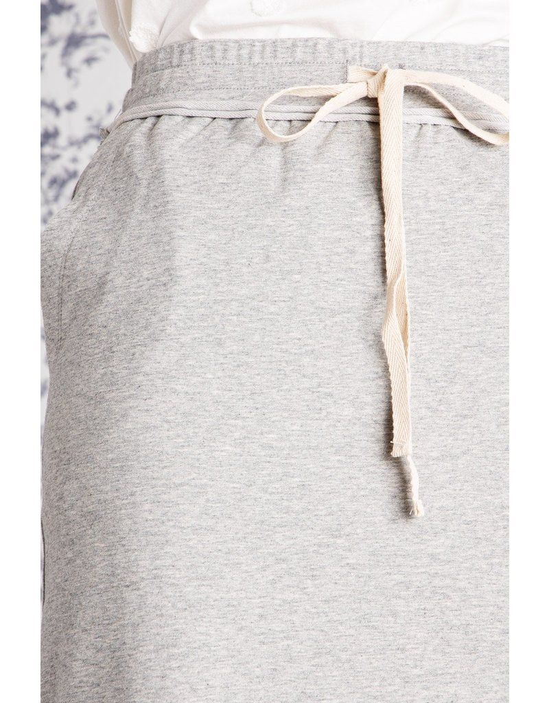 Wellmade Inc Cotton Skirt w/Self Tie