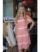 She & Sky SS Jersey Midi Dress