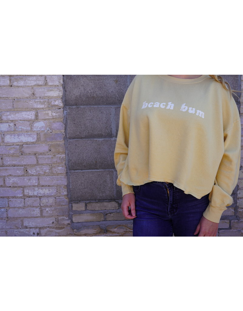 By Together Beach Bum LS Top