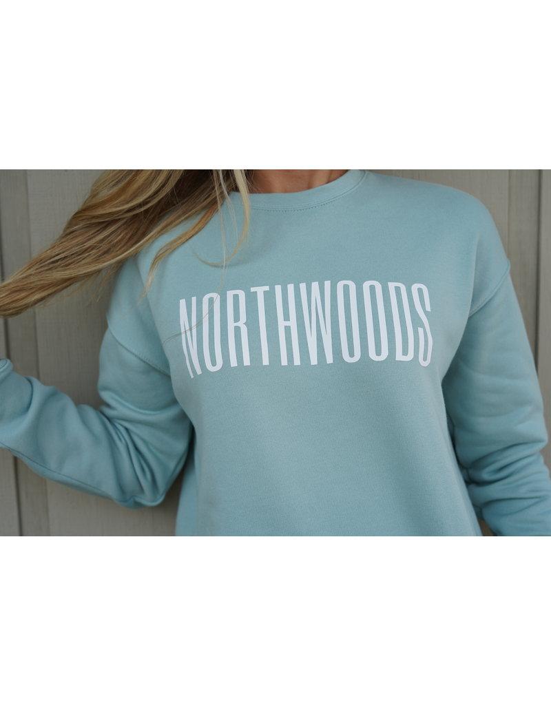 Sarah Goerke Designs Northwoods Crewneck