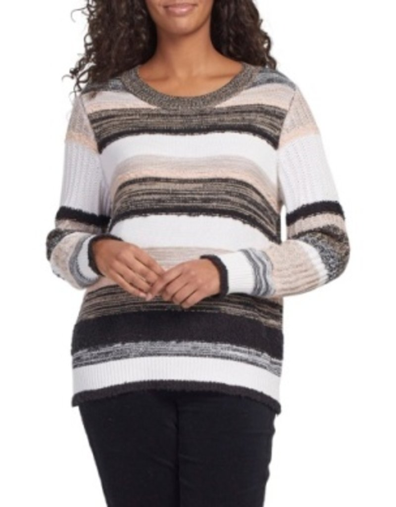 Tribal Sportswear Ls Crew Neck Sweater