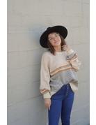 Jacquard Pattern Sweater