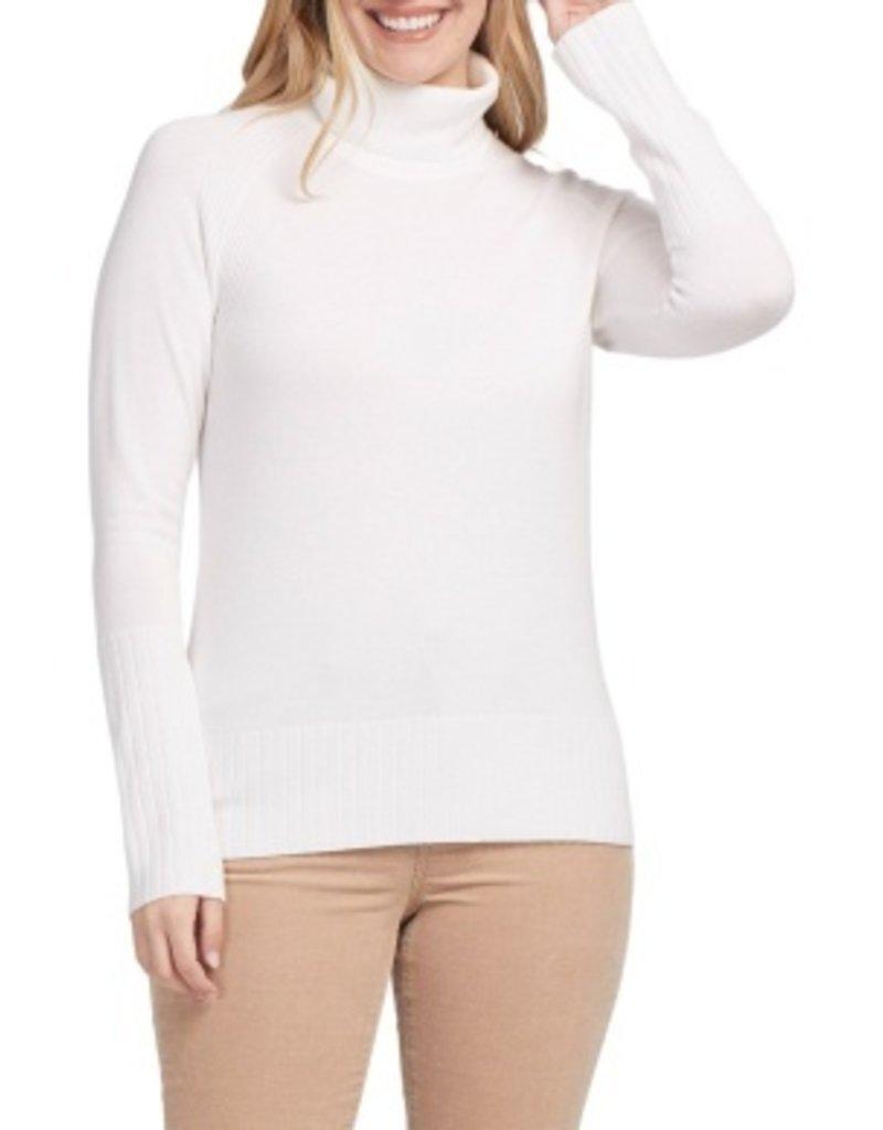 Tribal Sportswear LS Turtle Neck Sweater