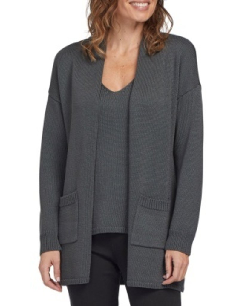 Tribal Sportswear LS Sweater Cardigan
