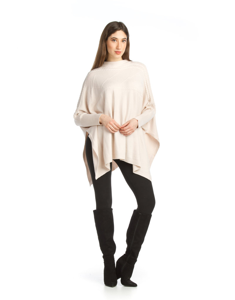 Papillon Stretchy Poncho Sweater